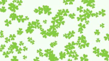 Saint Patrick Day Hintergrund video