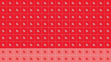 padrão de ícones de alimentação