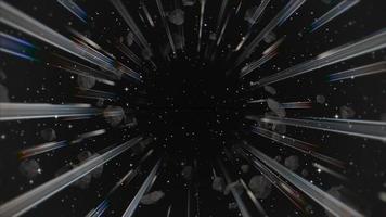 velocidad retro en el ciberespacio