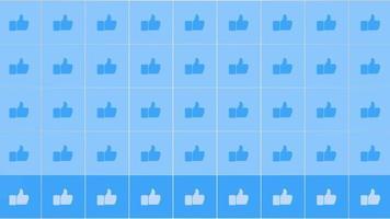 como ícones modelo social