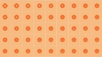 Smile icon social template