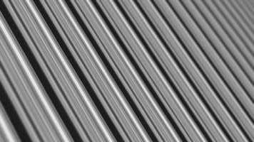 strisce bianche grigie nere loop pattern infinito di movimento