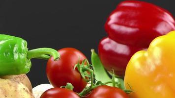 verdure fresche miste