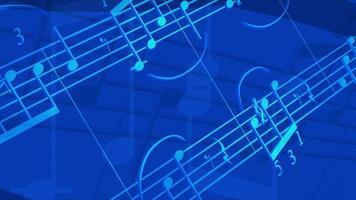 fondo que fluye música abstracta
