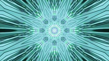 loop de espectro abstrato psicodélico 4k, renderização 3D vj