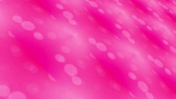 tela de led com grade de bokeh rosa abstrato