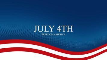 fête de l'indépendance des États-Unis video