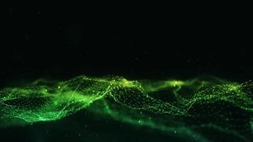 abstrakter Netzwerkverbindungshintergrund