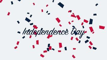célébration de la fête de l'indépendance video