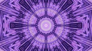 combinação celestial de formas de néon arte futurista 4k