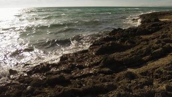 Beautiful Seaside and Rocks View