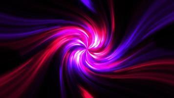 holográfico colorido líquido-liso ondulado video