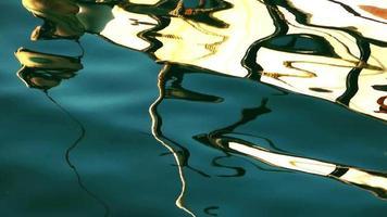 riflesso sull'acqua