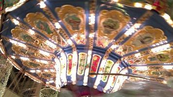 manège dans un carrousel