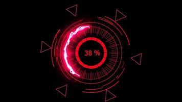 Digital meter fire triangle magic