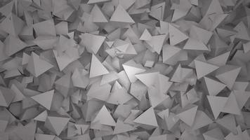 formes géométriques gris foncé