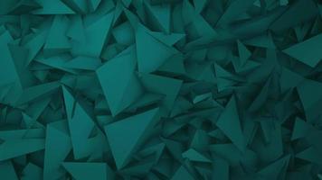 groene abstracte vormen