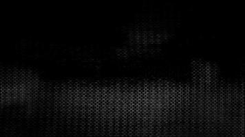 Futuristic Device Screen Pixels
