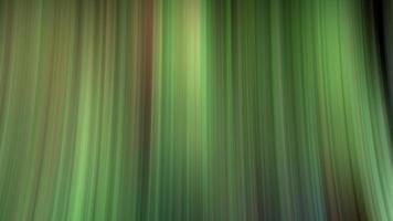 fondo de presentación de movimiento de patrón de rayas degradado verde bucle