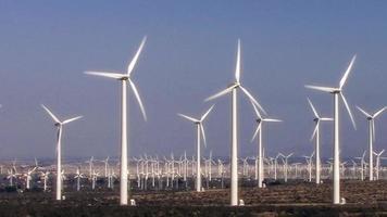A Wind Farm Landscape video