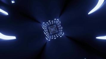 resultado del túnel de movimiento warp video