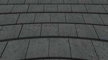piso áspero de cimento
