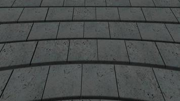 piso de cemento rugoso