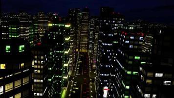 noite na cidade