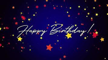 Grattis på födelsedagen video
