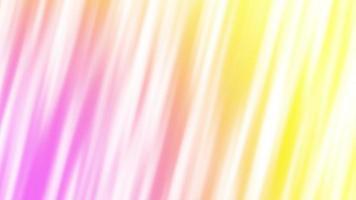 gelbe und rosa Verlaufslinien video