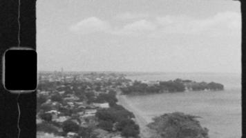 Super 8 Black and White - Auckland's North Shore video