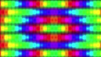 luces de neón de colores