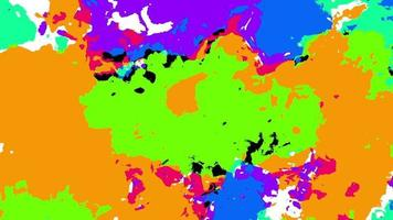 fondo de colores en bucle