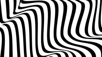 fundo abstrato com espiral hipnótica. video