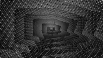design de fundo escuro futurista video