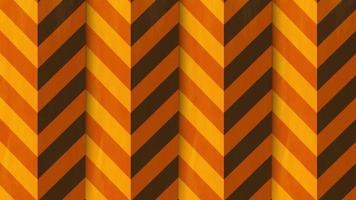 transizioni frecce verticali della tavolozza arancione