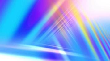 ilusão de triângulo abstrato video