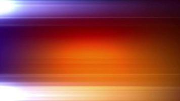 efecto de luz abstracta