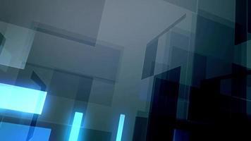 grade plana azul abstrata