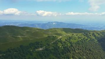 Antena de Monte Baldo, Lessinia, Italia video