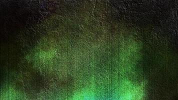 fondo de textura verde extraño video