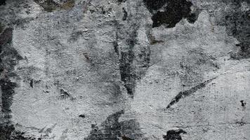 struttura della parete grigia e sporca