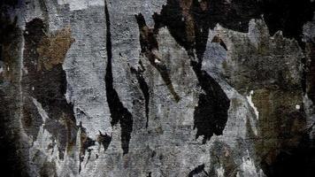 boucle de texture de mur grunge video