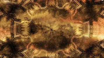 fundo mágico de fantasia antiga
