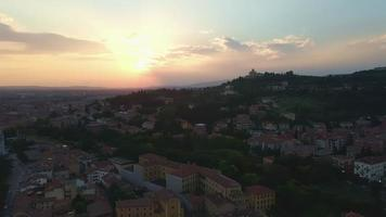 Sunset In Verona