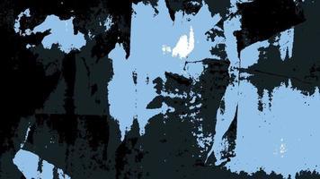 boucle de fond bleu grunge video