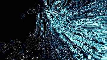 A Tunnel Of Abstract Fluid