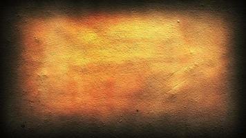 fundo de textura de parede amarela