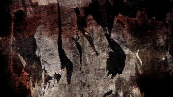texture de mur grunge sombre video