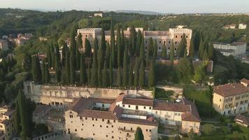 Castel San Pietro, Verona, Italia video